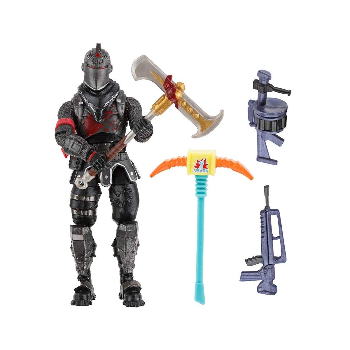 Коллекционная фигурка Fortnite Builder Set Black Knight (FNT0048) фото