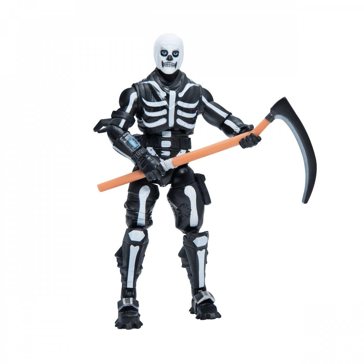 Коллекционная фигурка Fortnite Solo Mode Skull Trooper (FNT0073) фото