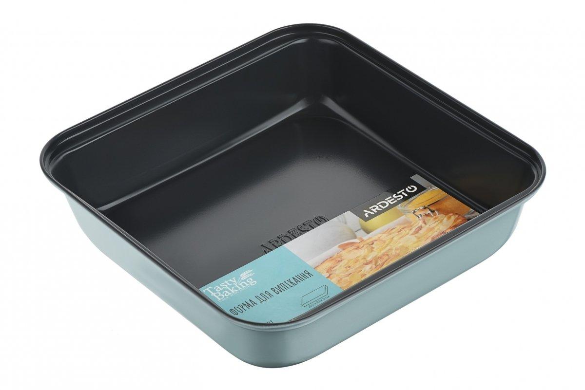 Форма для выпечки Ardesto Tasty baking 23,2*22*5 см квадратная (AR2302T) фото
