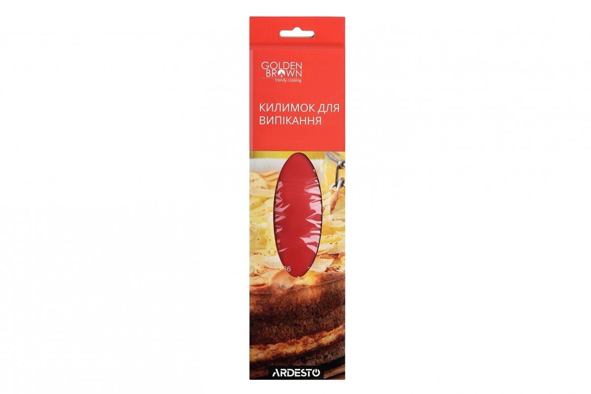 Коврик для выпечки Ardesto Golden Brown 50*60 см (AR2406SR) фото 2