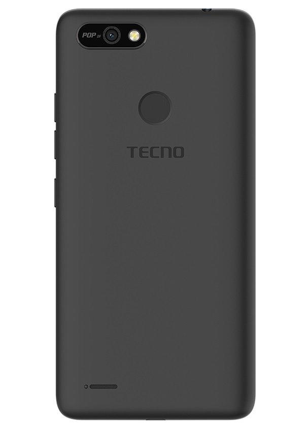 Смартфон TECNO POP 2F (B1F) 1/16GB DS Midnight Black фото 2