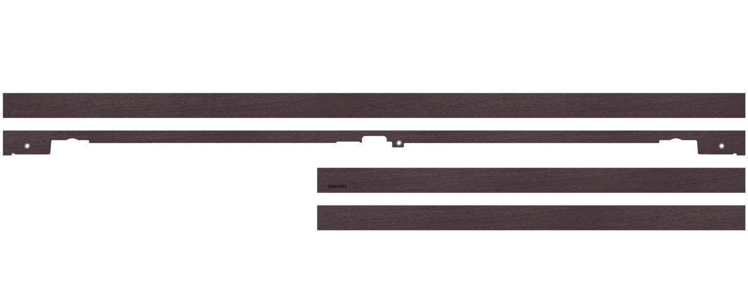 """Дополнительная TV рамка Samsung The Frame 55"""", Dark Brown (VG-SCFN55DP/RU) фото"""