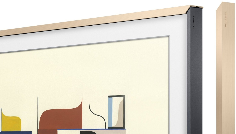 "Дополнительная TV рамка Samsung The Frame 55"", Beige (VG-SCFN55LP/RU) фото"