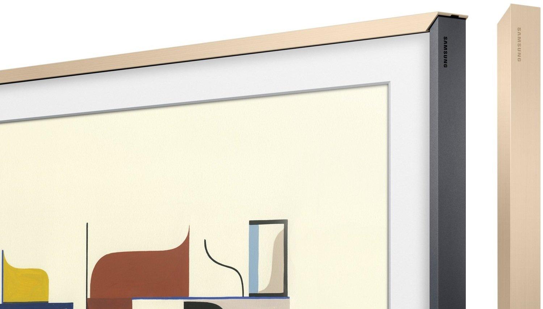 "Дополнительная TV рамка Samsung The Frame 65"", Beige (VG-SCFN65LP/RU) фото"
