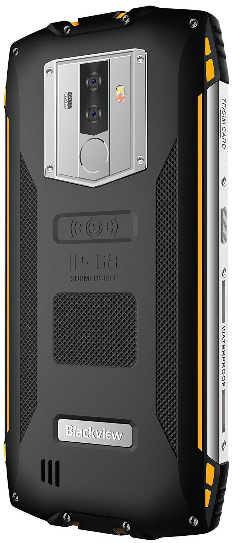 Смартфон Blackview BV6800 Pro 4/64Gb DS Yellow фото 10