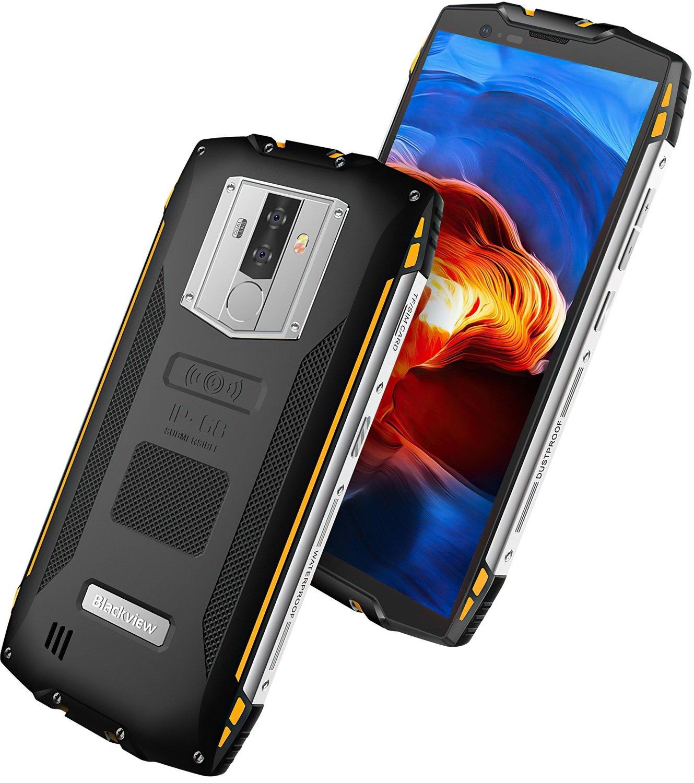 Смартфон Blackview BV6800 Pro 4/64Gb DS Yellow фото 8