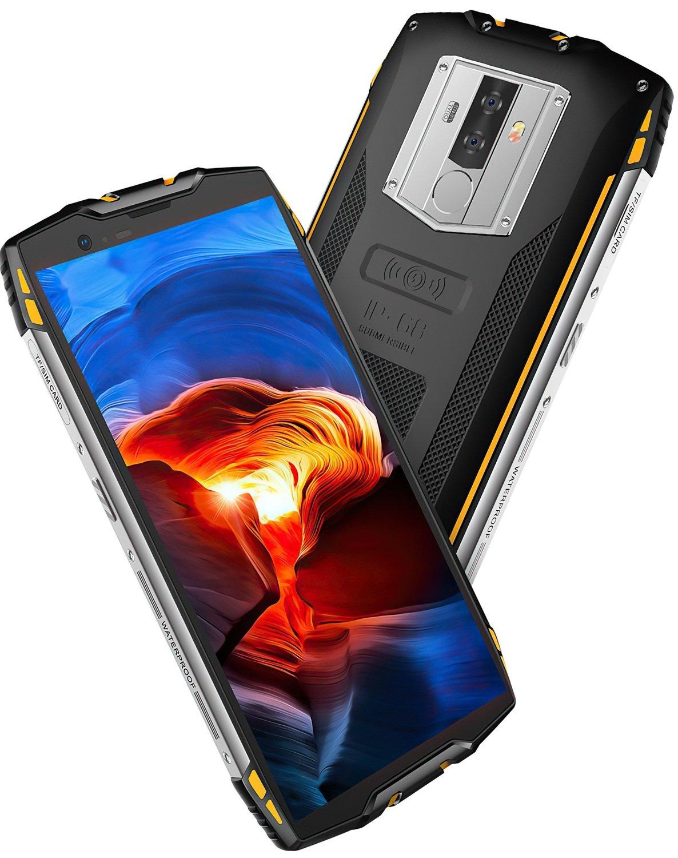 Смартфон Blackview BV6800 Pro 4/64Gb DS Yellow фото 9