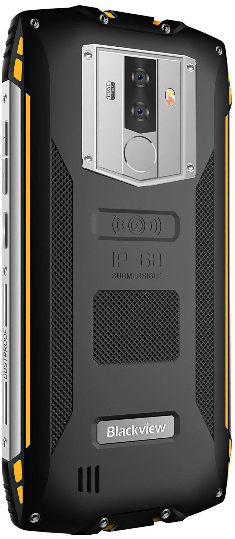Смартфон Blackview BV6800 Pro 4/64Gb DS Yellow фото 12