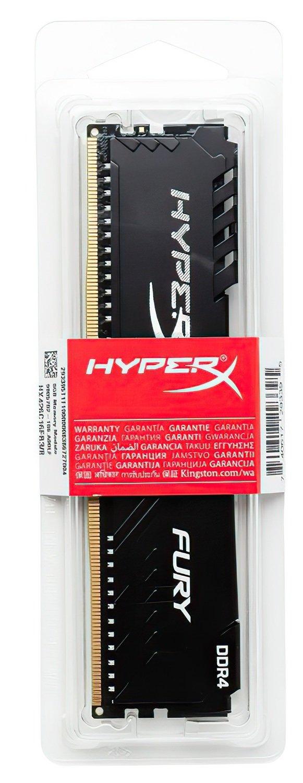 Память для ПК HyperX DDR4 2400 16GB Fury Black (HX424C15FB3/16) фото 6