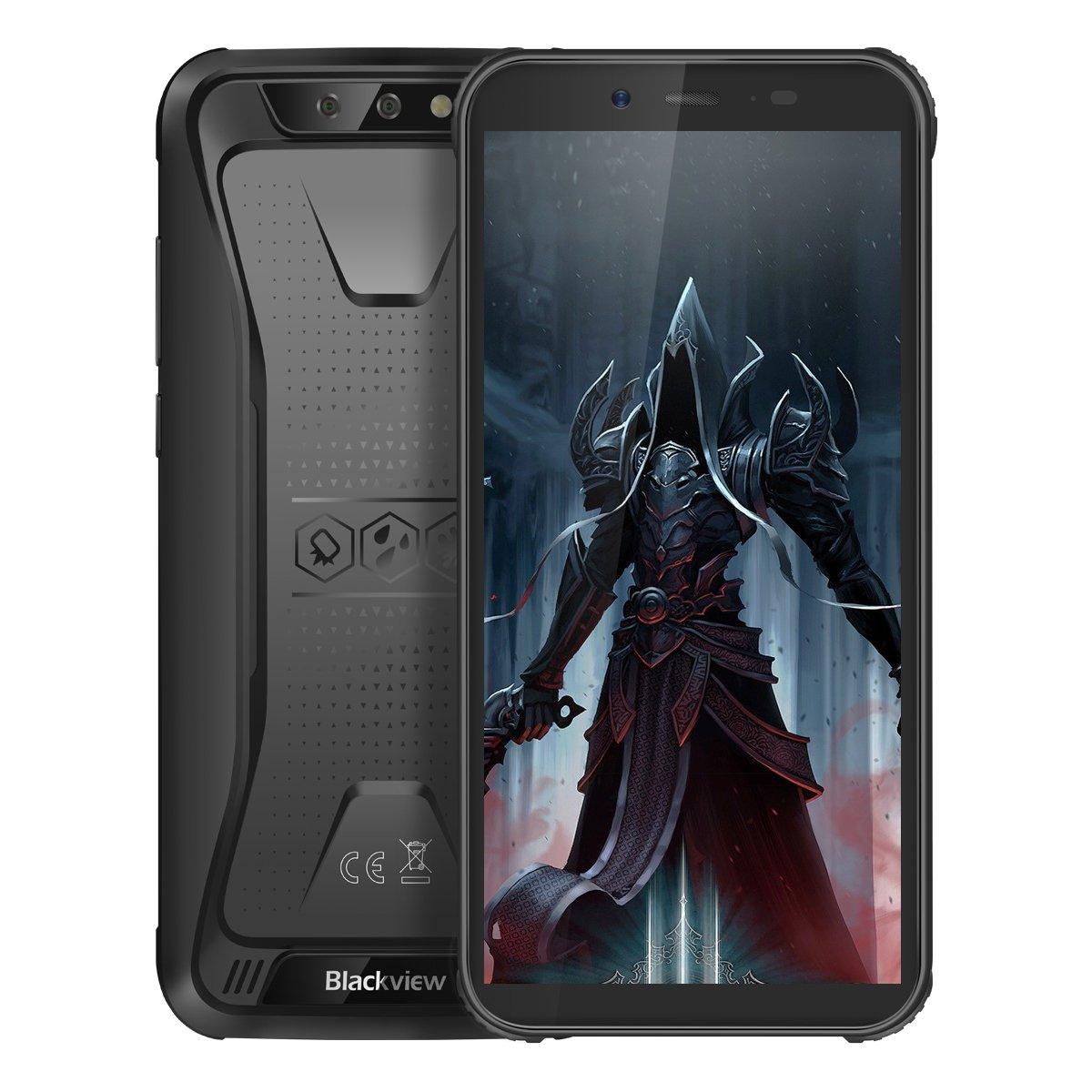 Смартфон Blackview BV5500Pro 3/16GB DS Black UA-VF фото