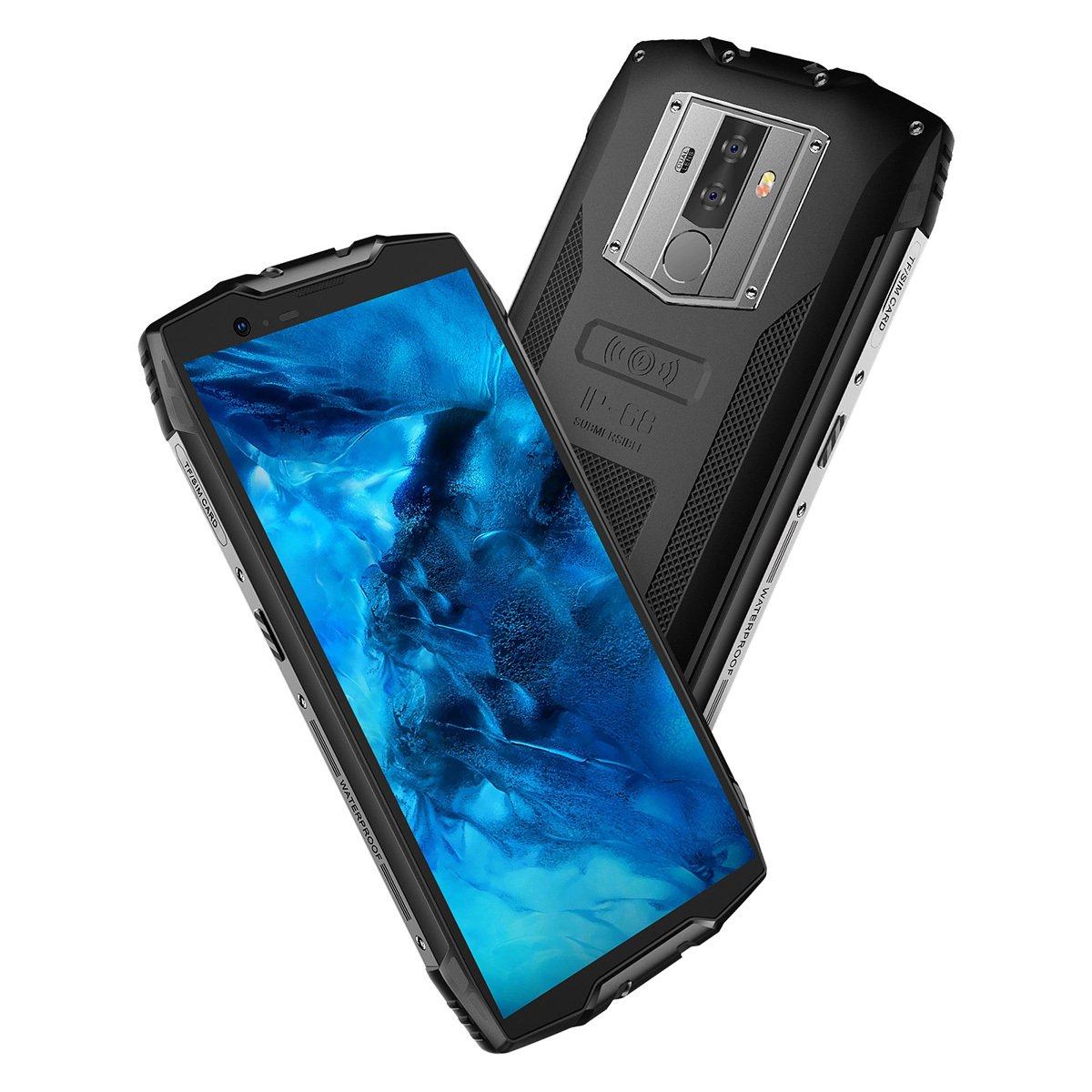 Смартфон Blackview BV6800 Pro 4/64Gb DS Black фото 5