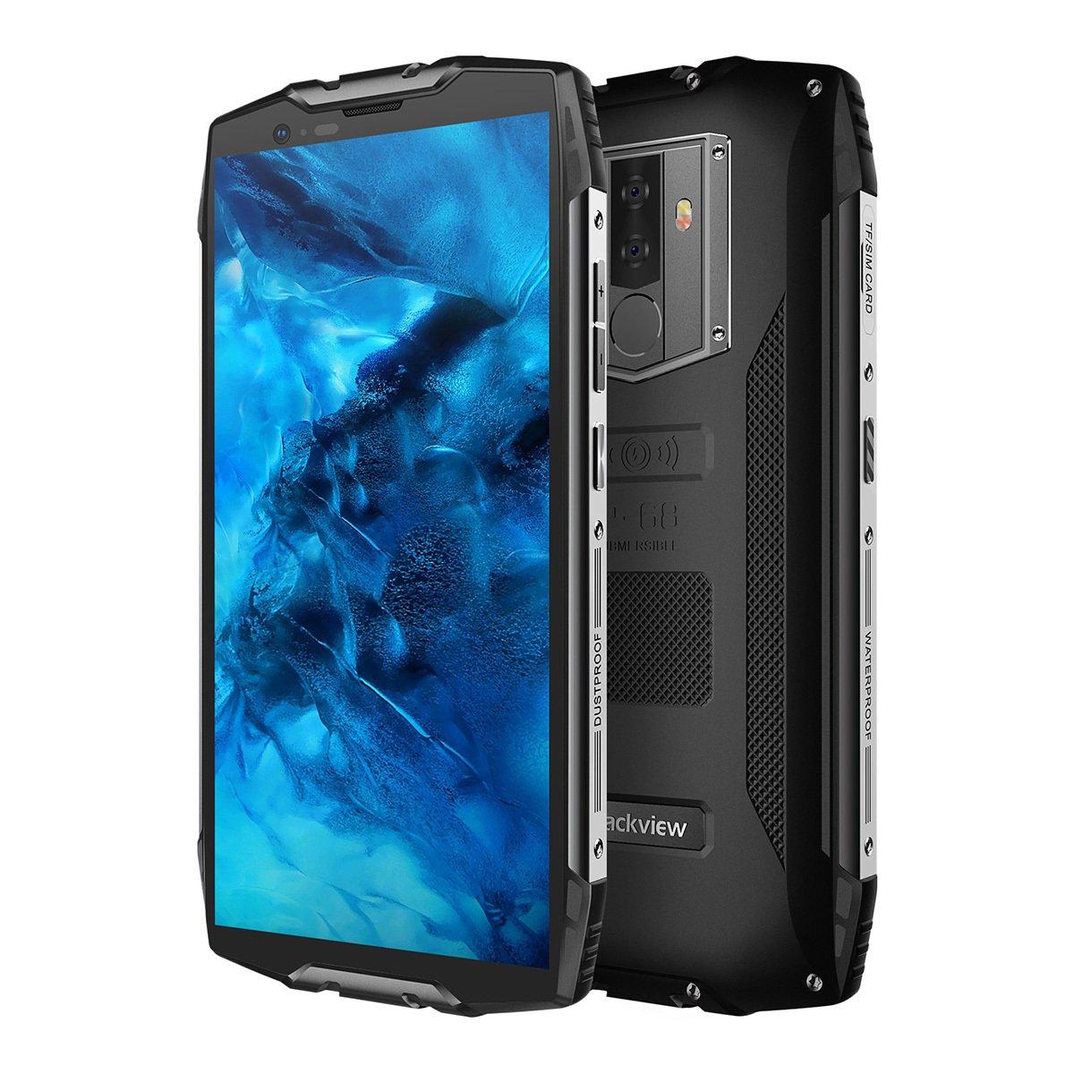 Смартфон Blackview BV6800 Pro 4/64Gb DS Black фото 3