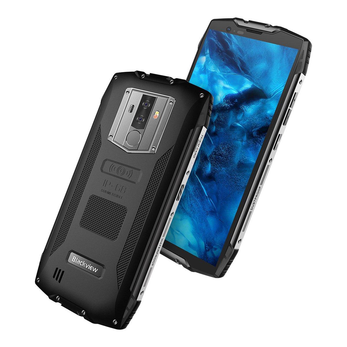 Смартфон Blackview BV6800 Pro 4/64Gb DS Black фото 6