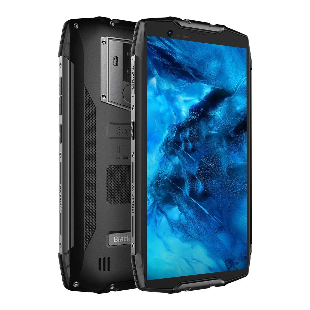 Смартфон Blackview BV6800 Pro 4/64Gb DS Black фото 4