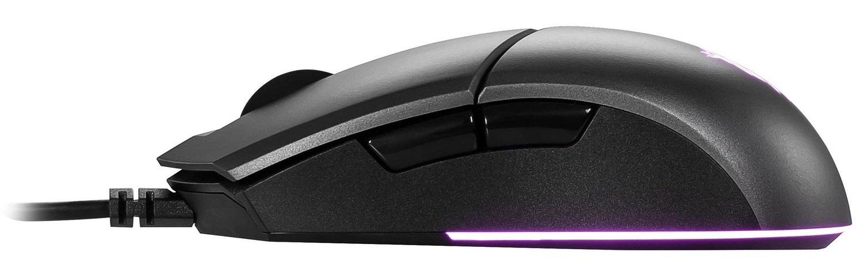 Ігрова миша MSI Clutch GM11 Black (S12-0401650-CLA) фото