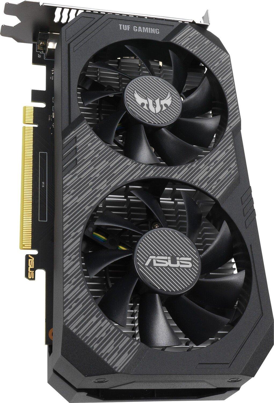Видеокарта ASUS GeForce GTX1650 4GB DDR5 TUF Gaming OC ...