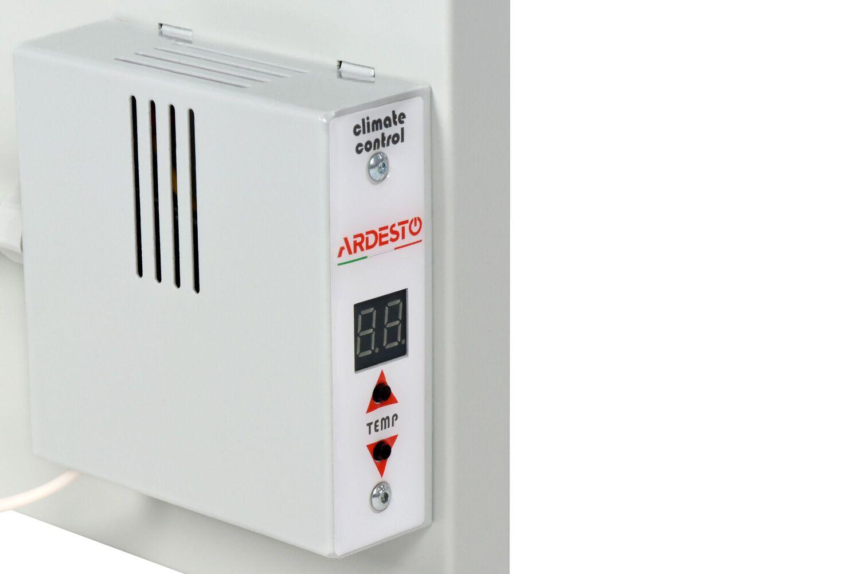 Керамічна електронагрівальна панель Ardesto HCP-550RWTM (білий мармур) фото