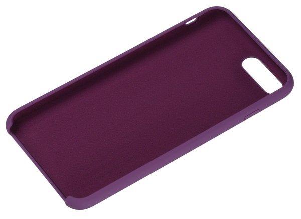 Чeхол 2Е для Apple iPhone 7/8 Plus Liquid Silicone Purple фото 2