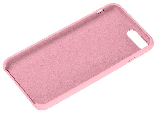 Чeхол 2Е для Apple iPhone 7/8 Plus Liquid Silicone Rose Pink фото 2