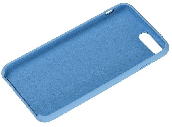 Чeхол 2Е для Apple iPhone 7/8 Plus Liquid Silicone Skyblue фото 2