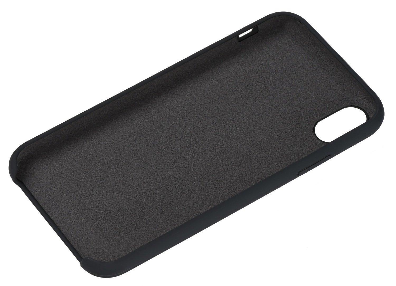 Чeхол 2Е для Apple iPhone XR Liquid Silicone Carbon Grey фото 2