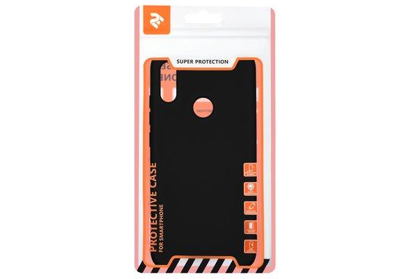 Чехол 2E для Xiaomi Redmi Note 7 Soft Feeling Black фото 3