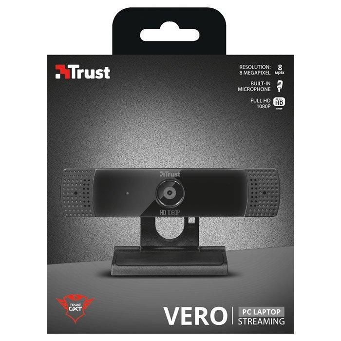 Веб-камера Trust GXT 1160 Vero Streaming (22397_TRUST) фото