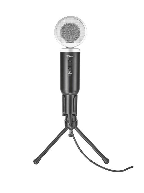 Микрофон Trust Madell Desk 3.5mm (21672_) фото
