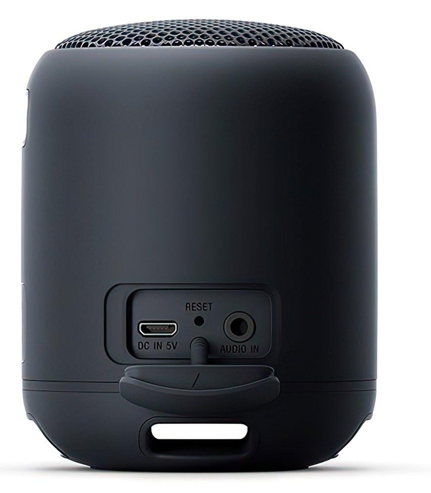 Портативная акустика Sony SRS-XB12 Black (SRSXB12B.RU2) фото