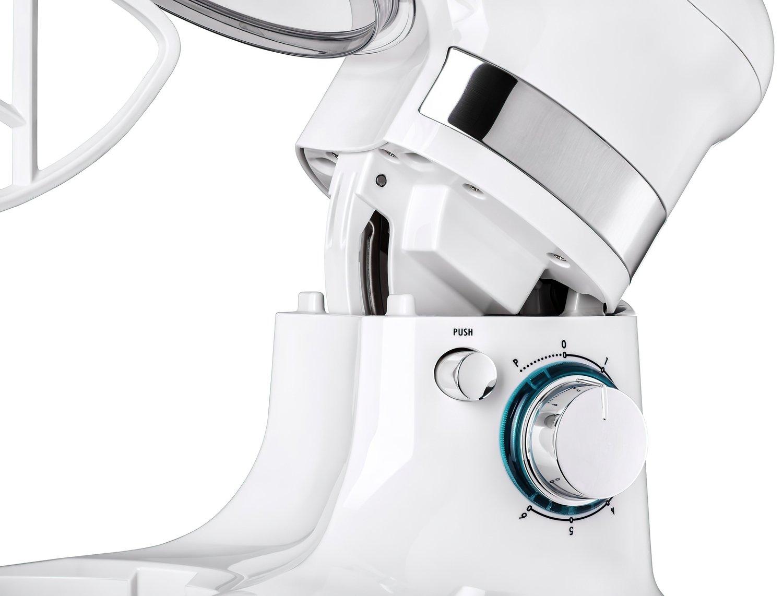 Планетарний міксер Ardesto KSTM-8040 білий фото4