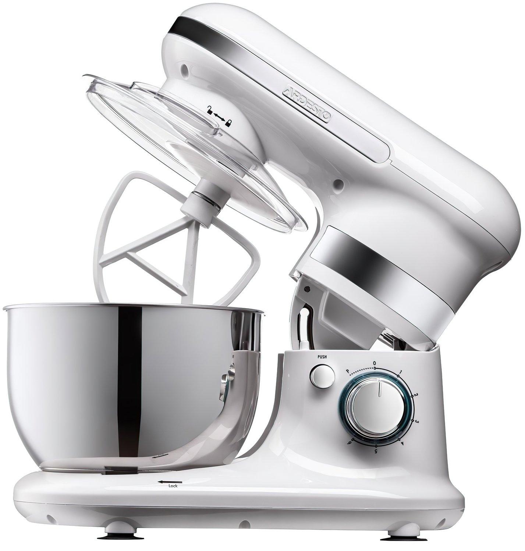 Планетарний міксер Ardesto KSTM-8040 білий фото2