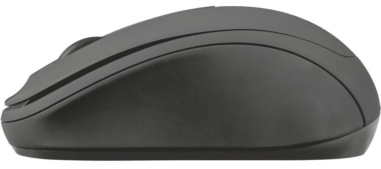 Миша Trust Ziva Compact WL BLACK (21509_TRUST) фото