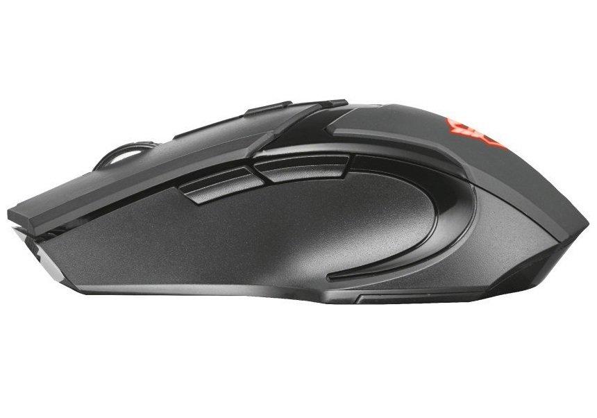 Ігрова миша Trust GXT103 GAV WL MOUSE BLACK (23213) фото