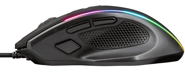 Ігрова миша Trust GXT165 CELOX RGB BLACK (23092) фото