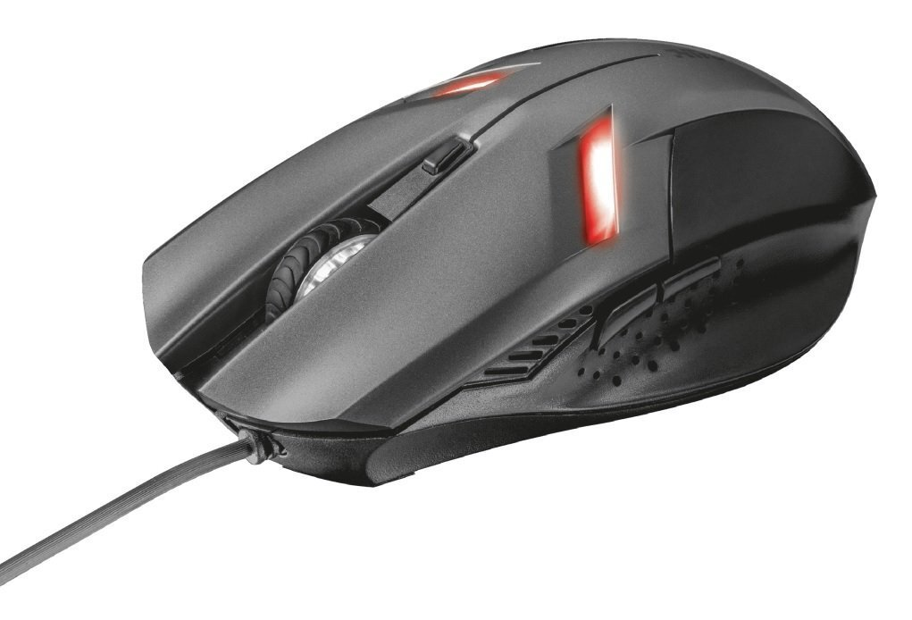 Ігрова миша Trust Ziva Gaming BLACK (21512) фото