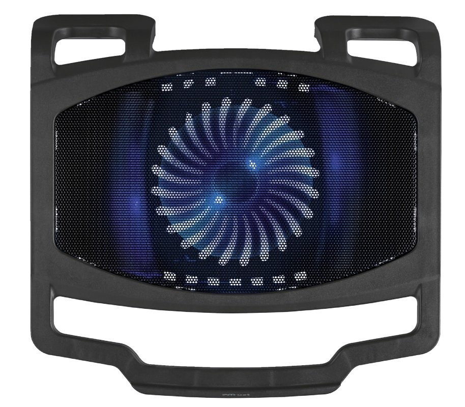 """Підставка для ноутбука Trust Arch (16"""") Blue Led Black фото"""