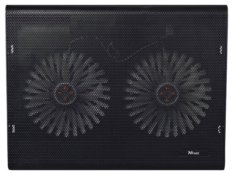 "Підставка для ноутбука Trust Azul (17.3"") Blue Led Black фото3"