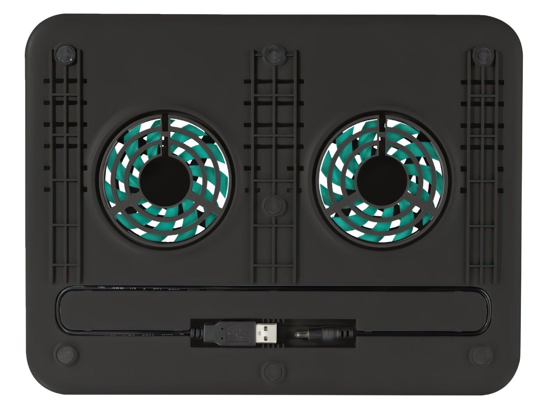"""Підставка для ноутбука Trust Cyclone (16"""") Black фото2"""
