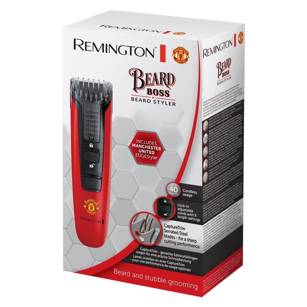 Триммер для бороды и усов Remington MB4128 BEARD BOSS фото 6