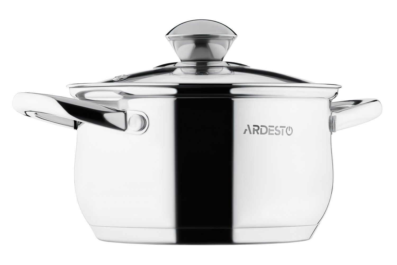 Набір посуду Ardesto Gemini Gourmet 10 предметів (AR1910PS)фото