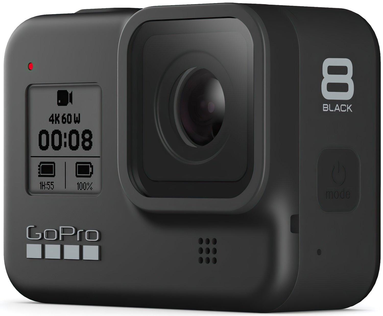 Экшн-камера GoPro HERO8 Black (CHDHX-801-RW) фото 2