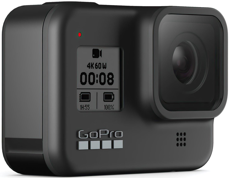 Экшн-камера GoPro HERO8 Black (CHDHX-801-RW) фото 4