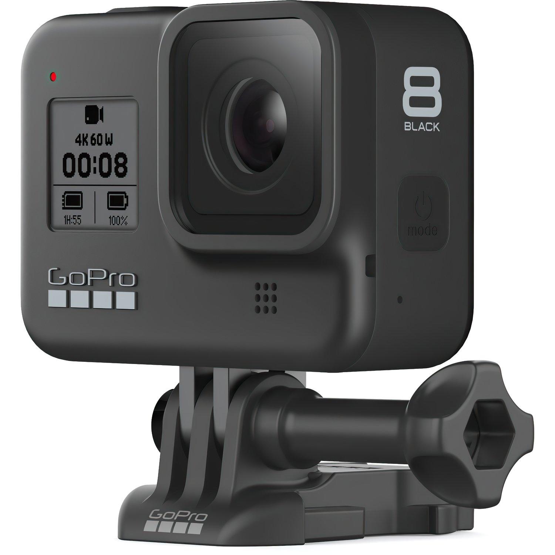 Экшн-камера GoPro HERO8 Black (CHDHX-801-RW) фото 7