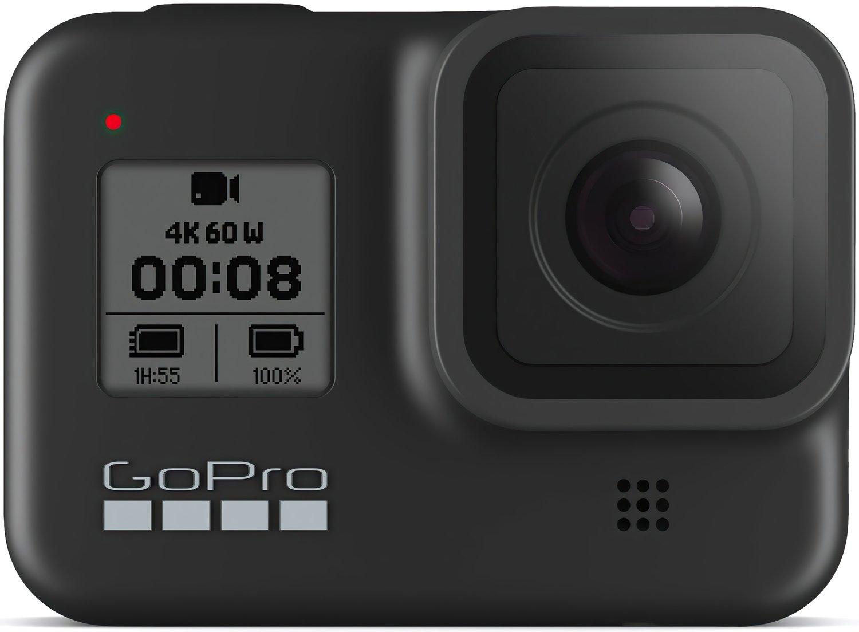 Экшн-камера GoPro HERO8 Black (CHDHX-801-RW) фото 3