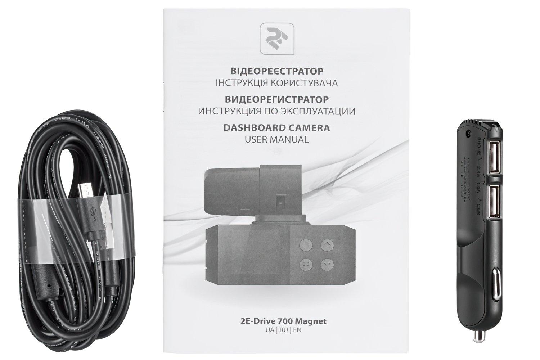 Відеореєстратор 2E-Drive 700 Magnet (2E-DRIVE700MAGNET) фото13