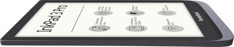 Электронная книга PocketBook 740 Pro Metallic Grey фото 5