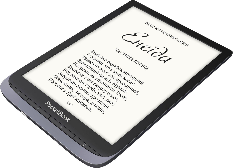 Электронная книга PocketBook 740 Pro Metallic Grey фото 8