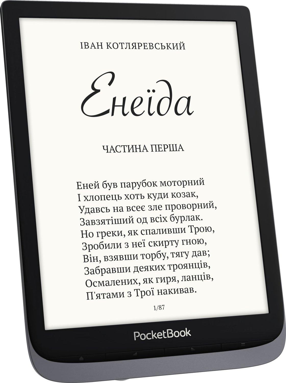 Электронная книга PocketBook 740 Pro Metallic Grey фото 7