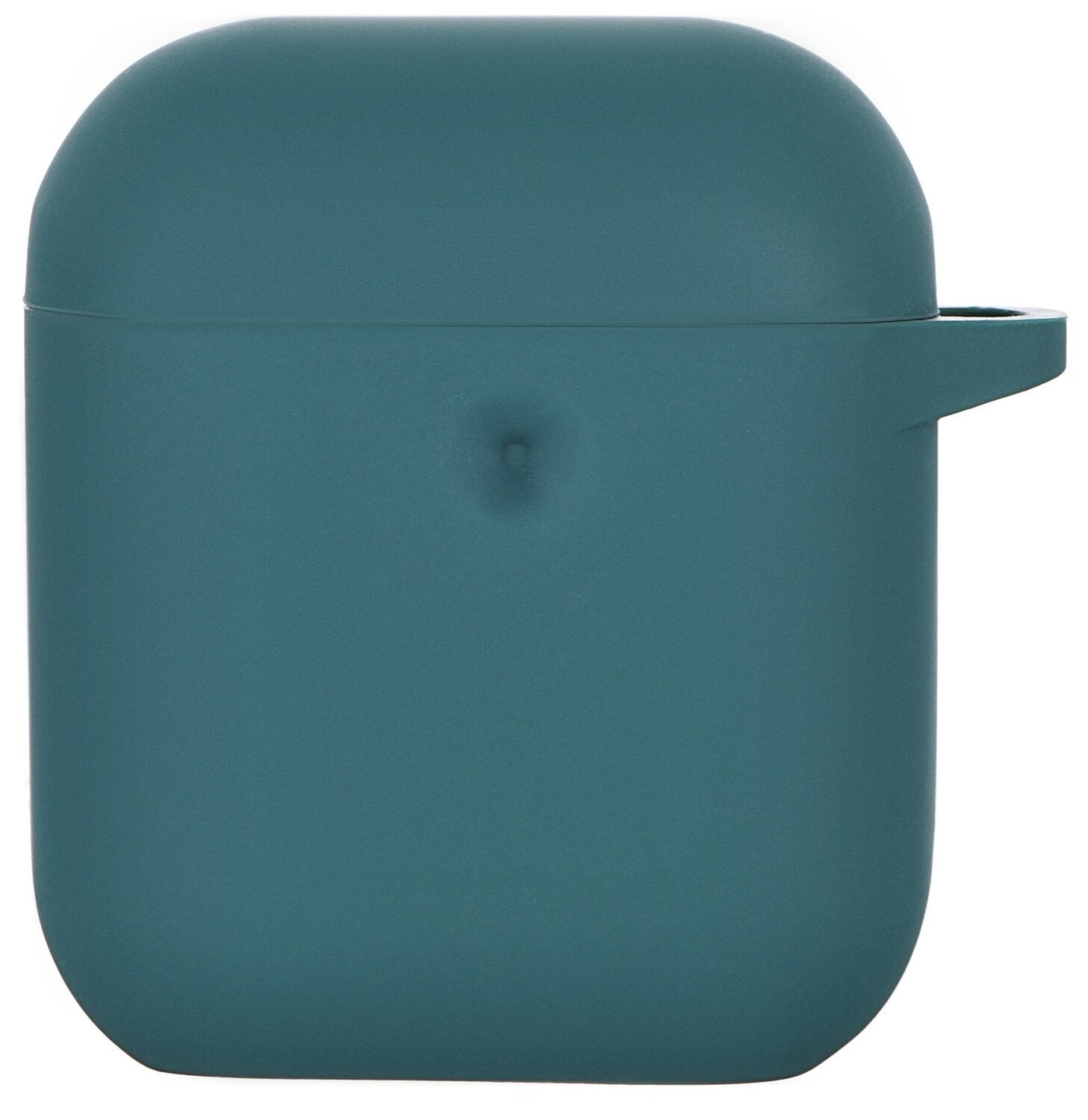 Чехол 2Е для Apple AirPods Pure Color Silicone (3mm) Star Blue фото 2