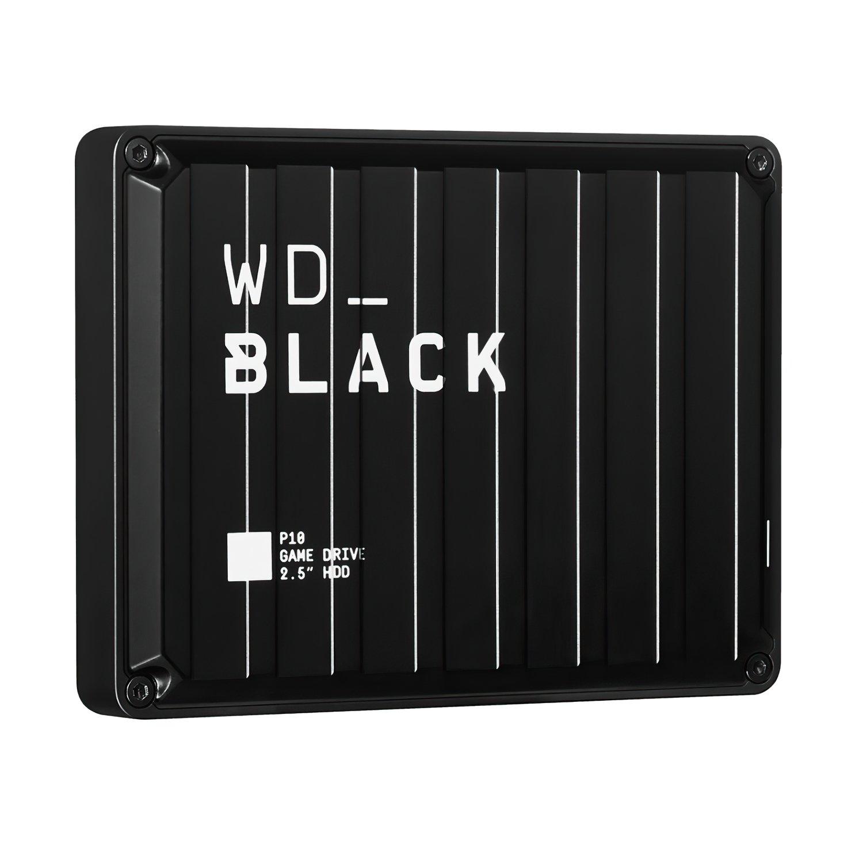 "Жесткий диск 2.5"" WD USB 3.1 P10 5TB Game Drive (WDBA3A0050BBK-WESN) фото"